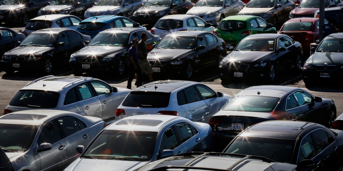 Faced With Declining Car Sales Ebay Motors Sees Promise In Auto Parts Fortune