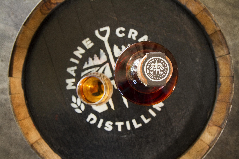 Maine Craft liquor distilling