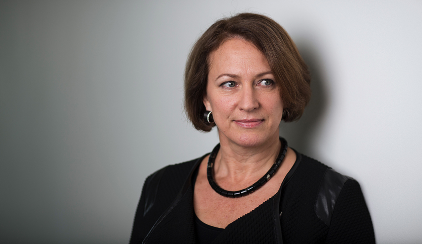 Lloyd's Of London Chief Executive Officer Inga Beale Interview
