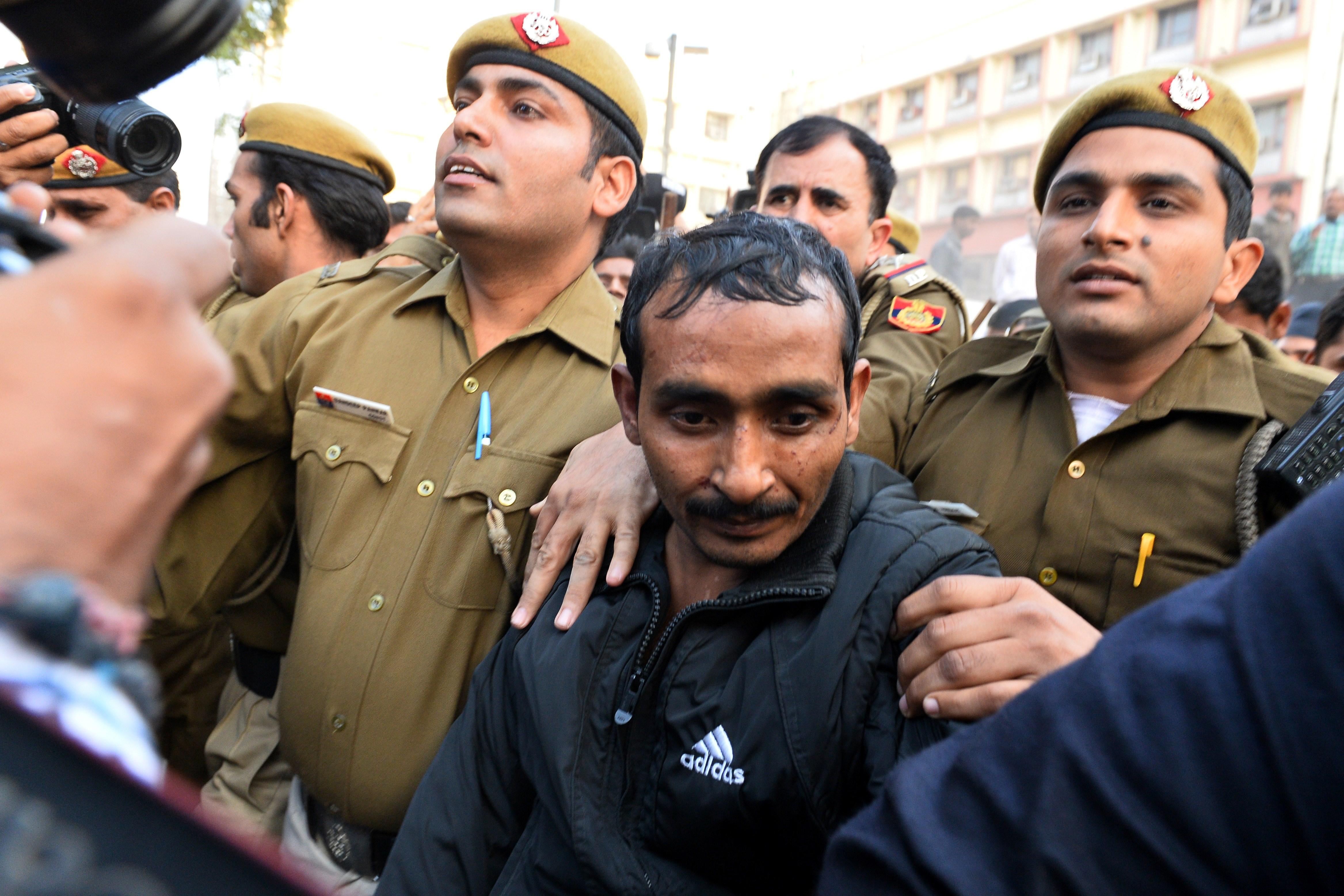 INDIA-CRIME-RAPE-TRANSPORT-UBER