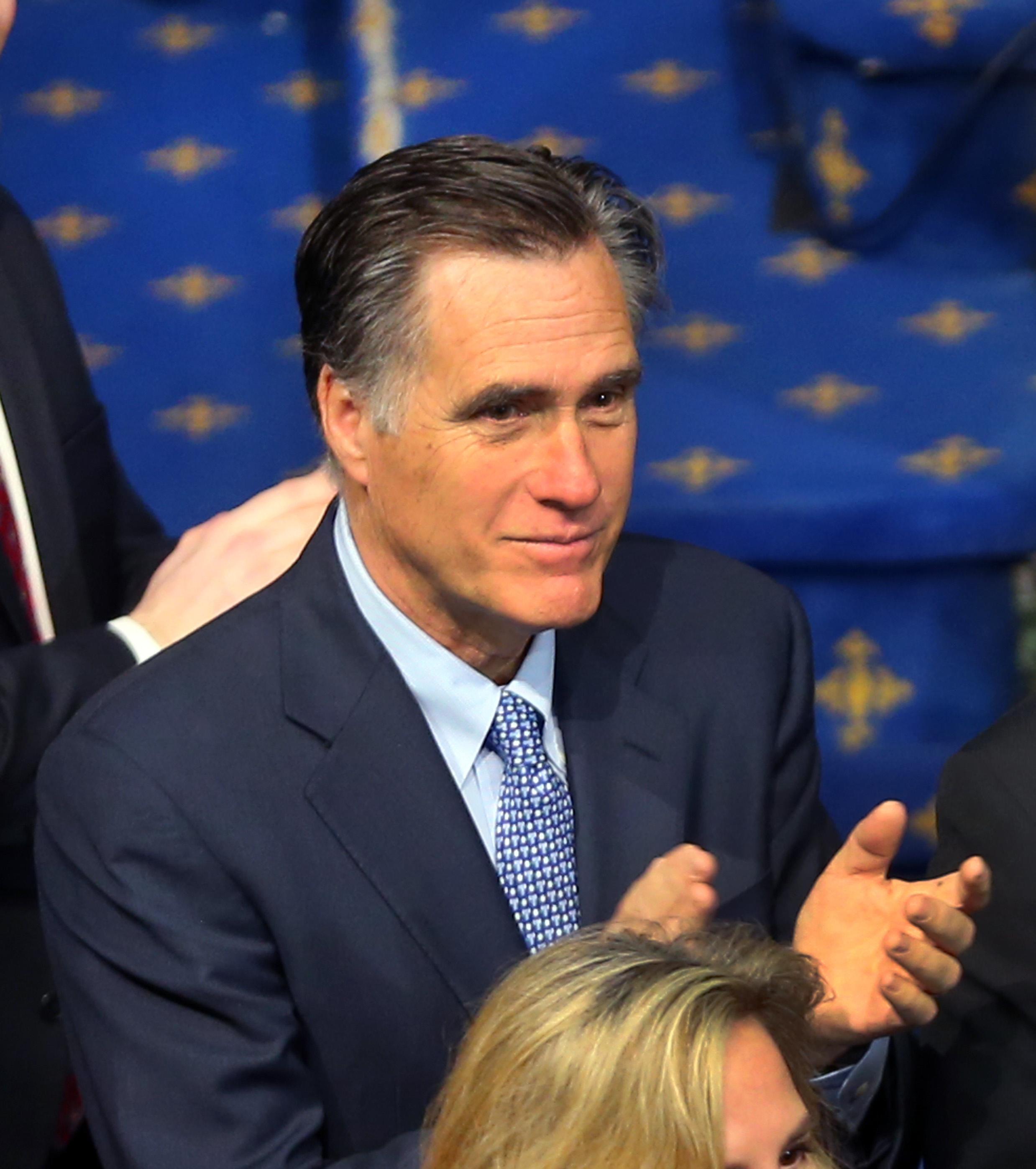 Mitt Romney Ponders Another White House Run