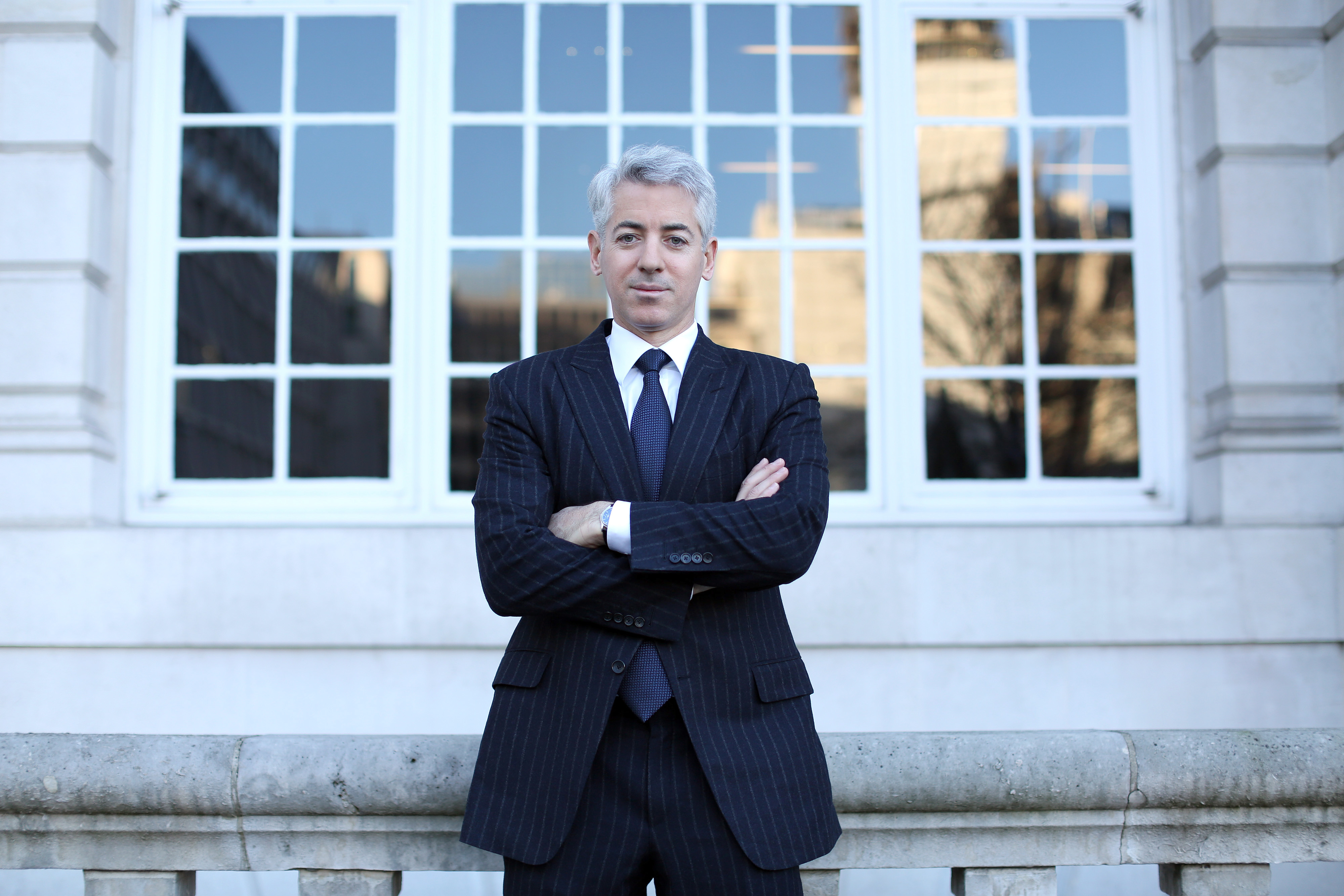 "Pershing Square Capital Management LP Founder And Chief Executive Officer William ""Bill"" Ackman"