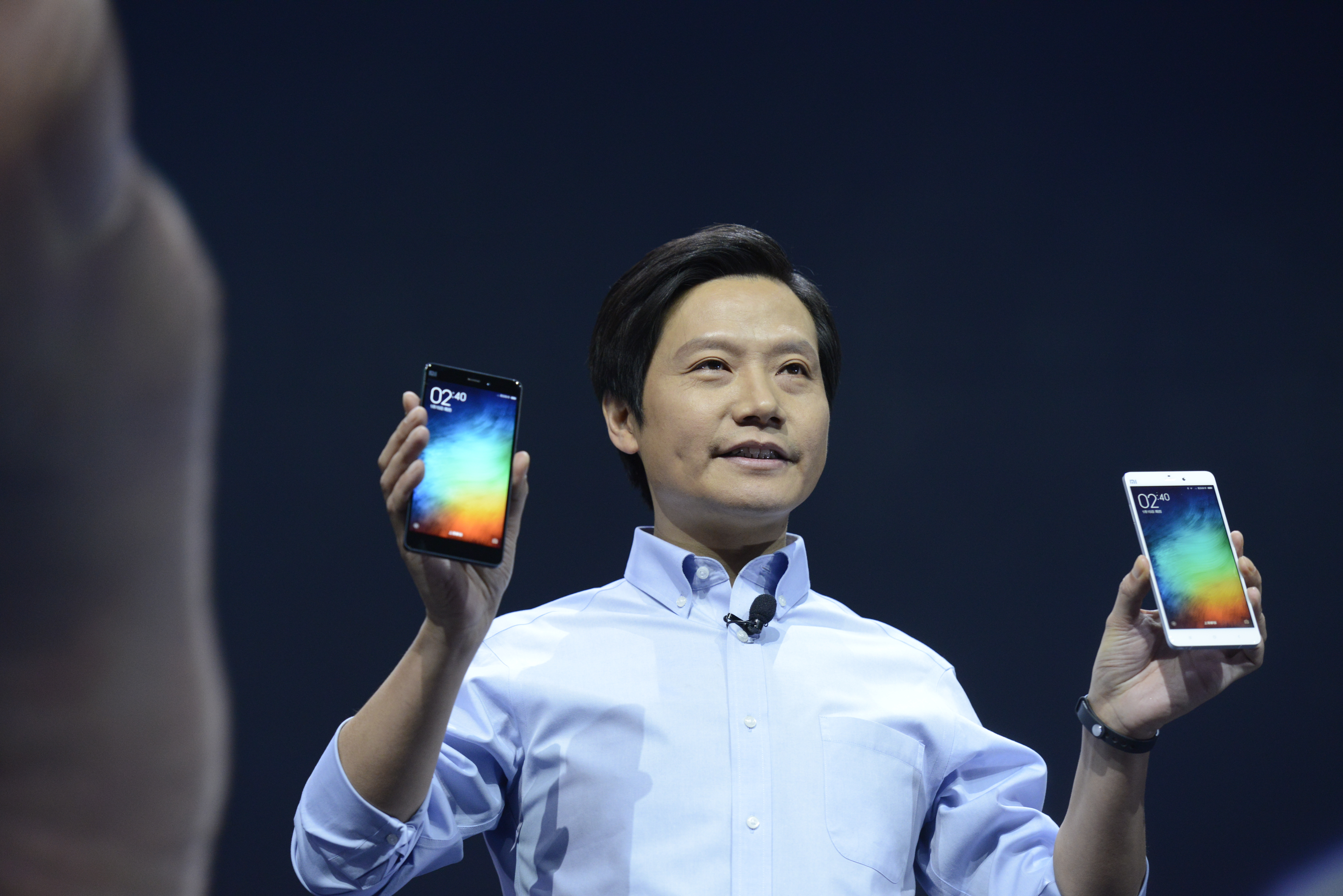 UNICORN 2015 — Lei Jun Xiaomi