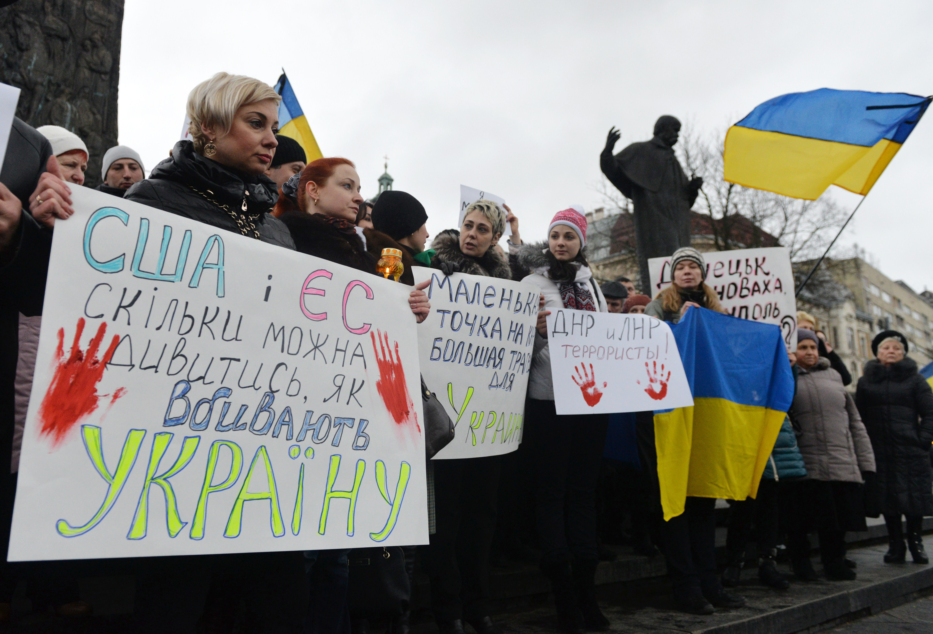 UKRAINE-RUSSIA-CRISIS-MARIUPOL
