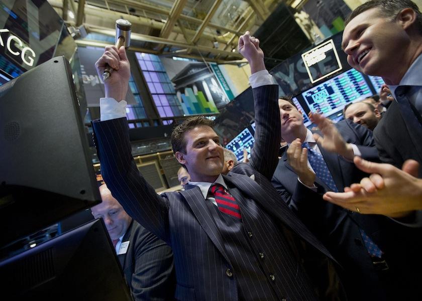 GrubHub Raises $192 Million Pricing IPO Above Marketed Range