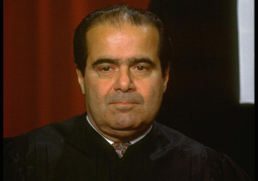 Antonin Scalia;Ruth Bader Ginsburg