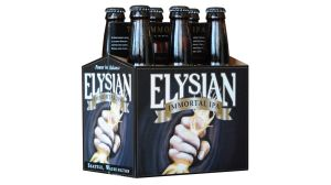 Immortal IPA accounts for more than a quarter of Elysian's total volume.