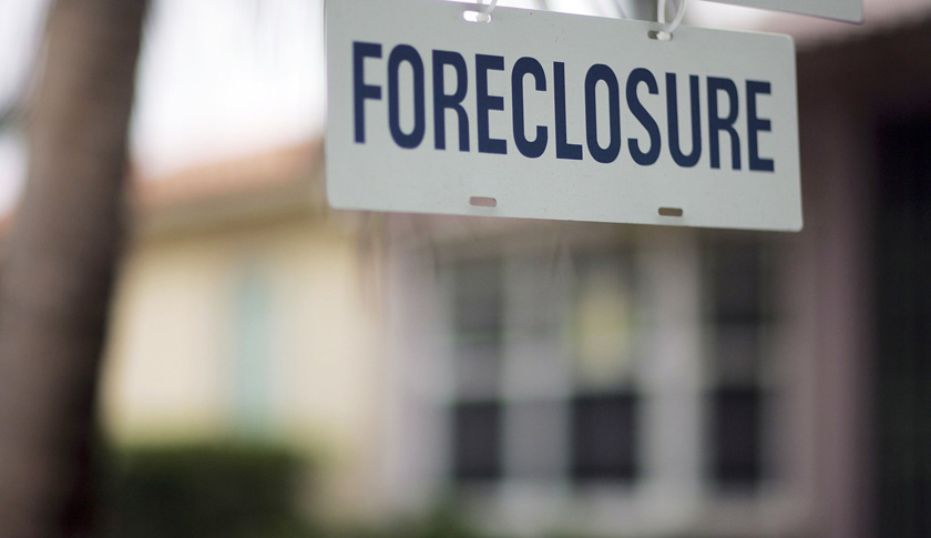 Mortgage Bankers Association Reports Home Foreclosures On The Rise