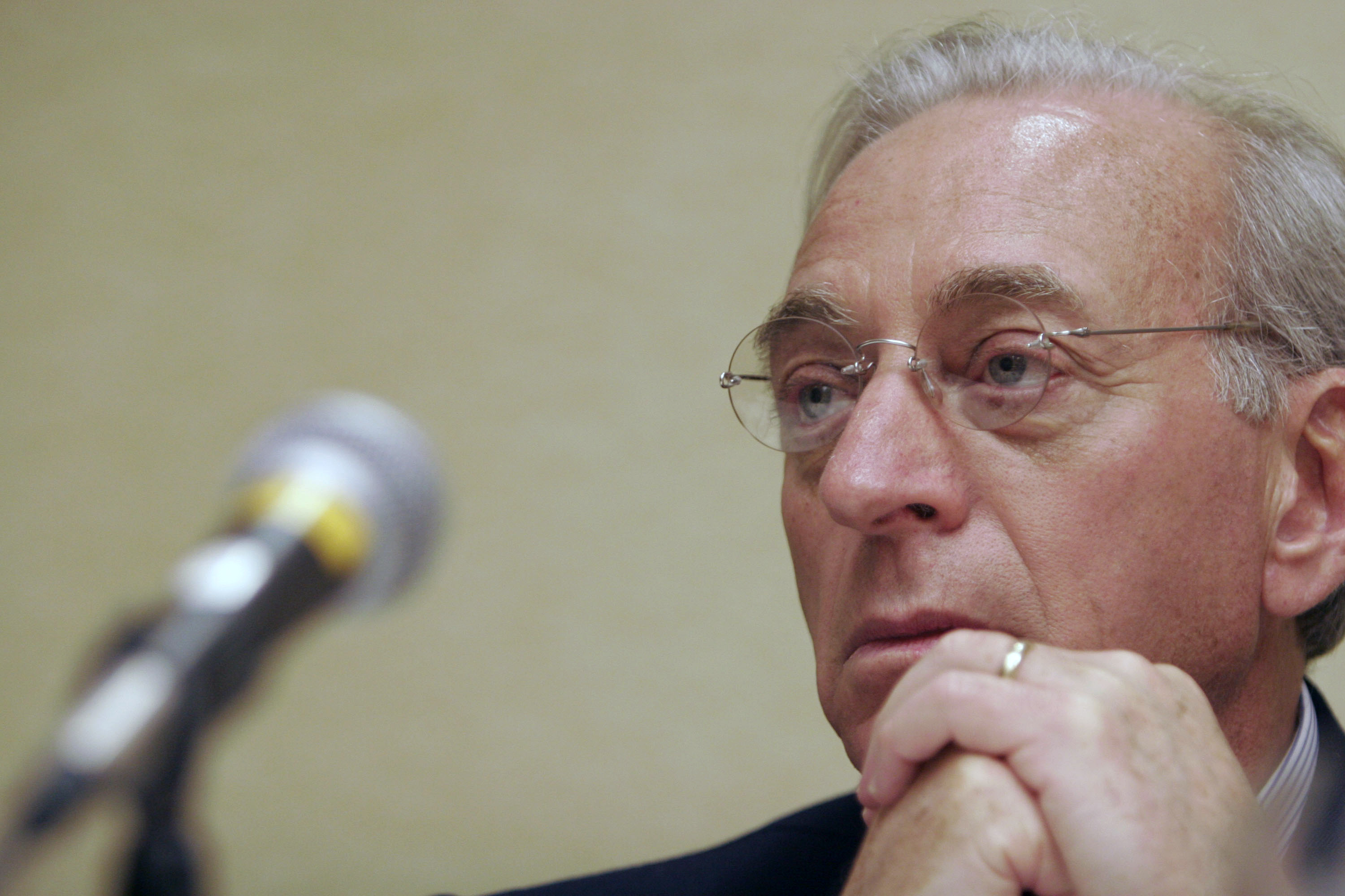 Billionaire investor Nelson Peltz, chairman and chief execut