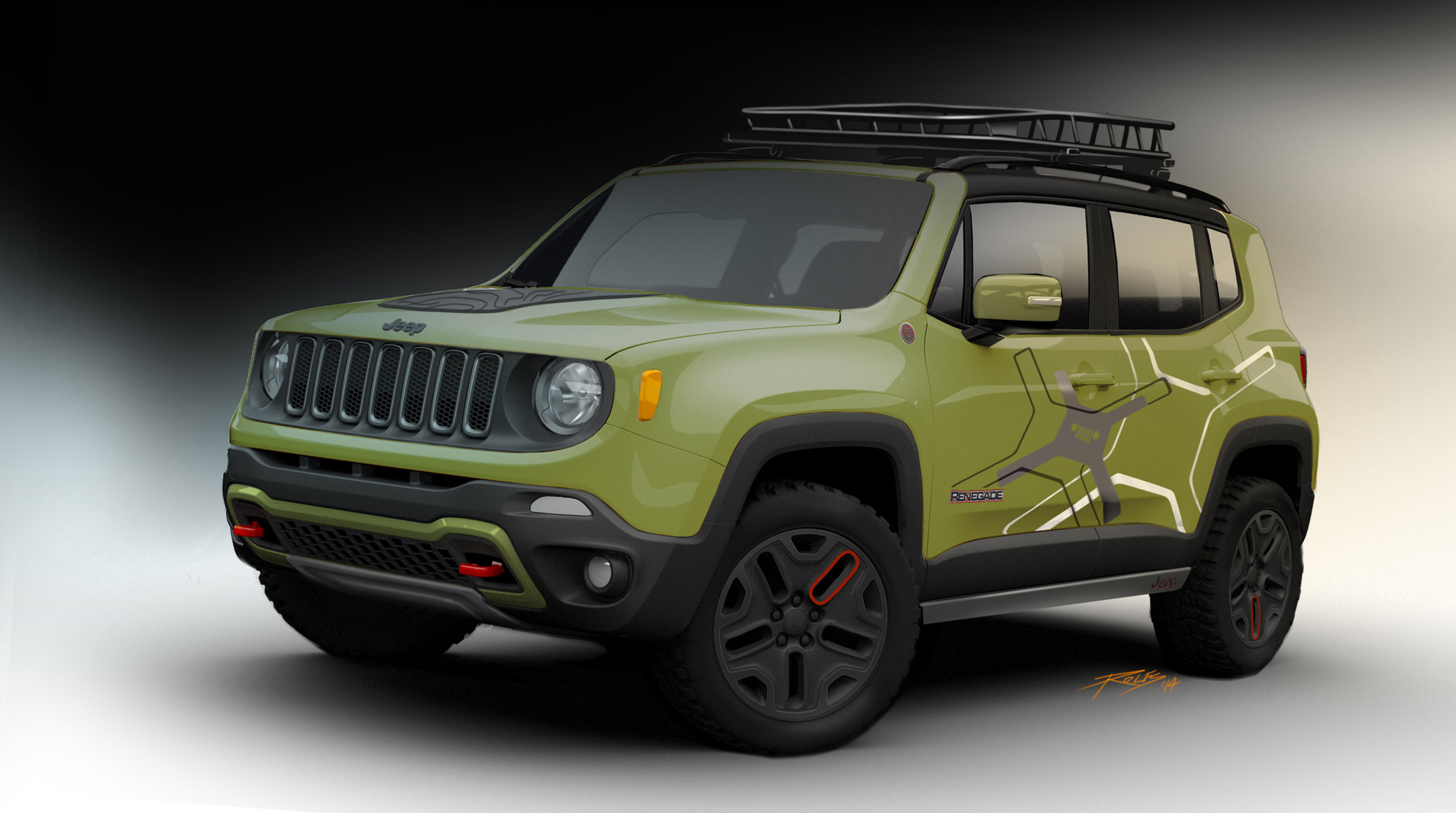 FCA US LLC Jeep Renegade