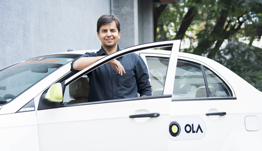 UNICORN 2015 — Bhavish Aggarwal ANI Technologies Olacabs