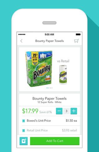 Boxed app iOS