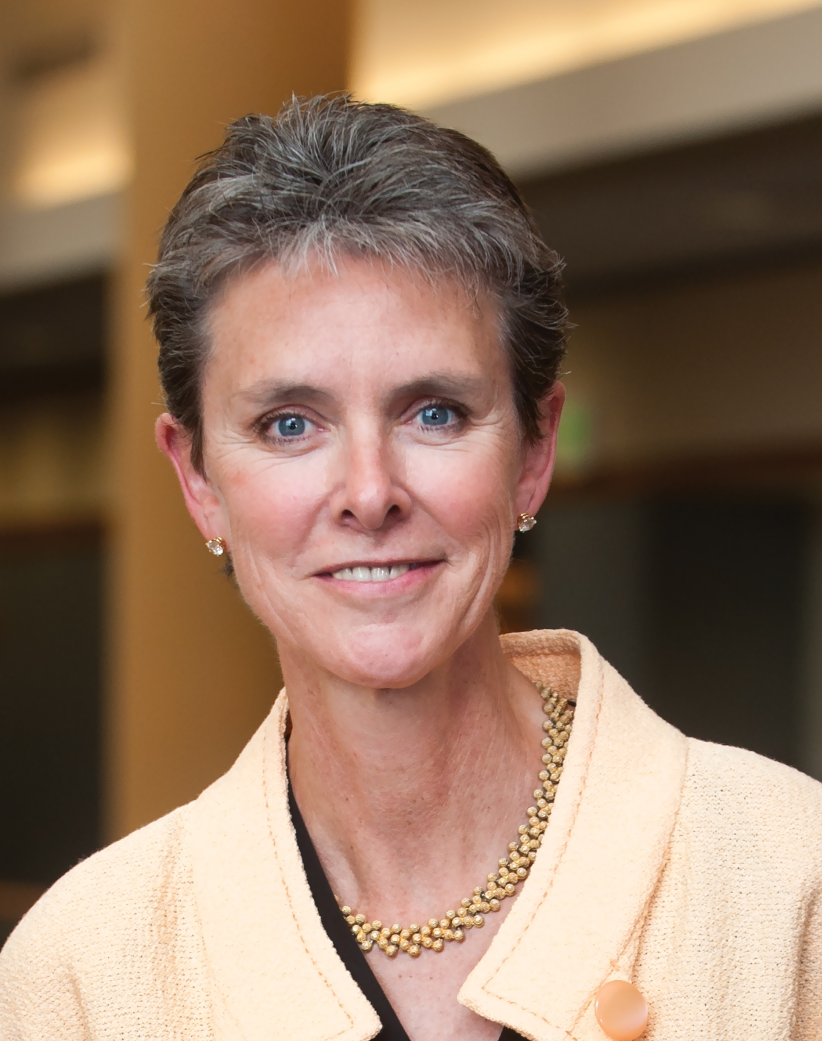 Beth Brooke-Marciniak, Global Vice Chair of Public Policy at Ernst & Young