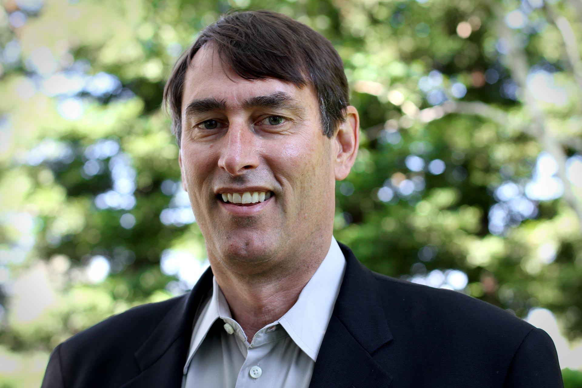 Couchbase CEO Bob Wiederhold.