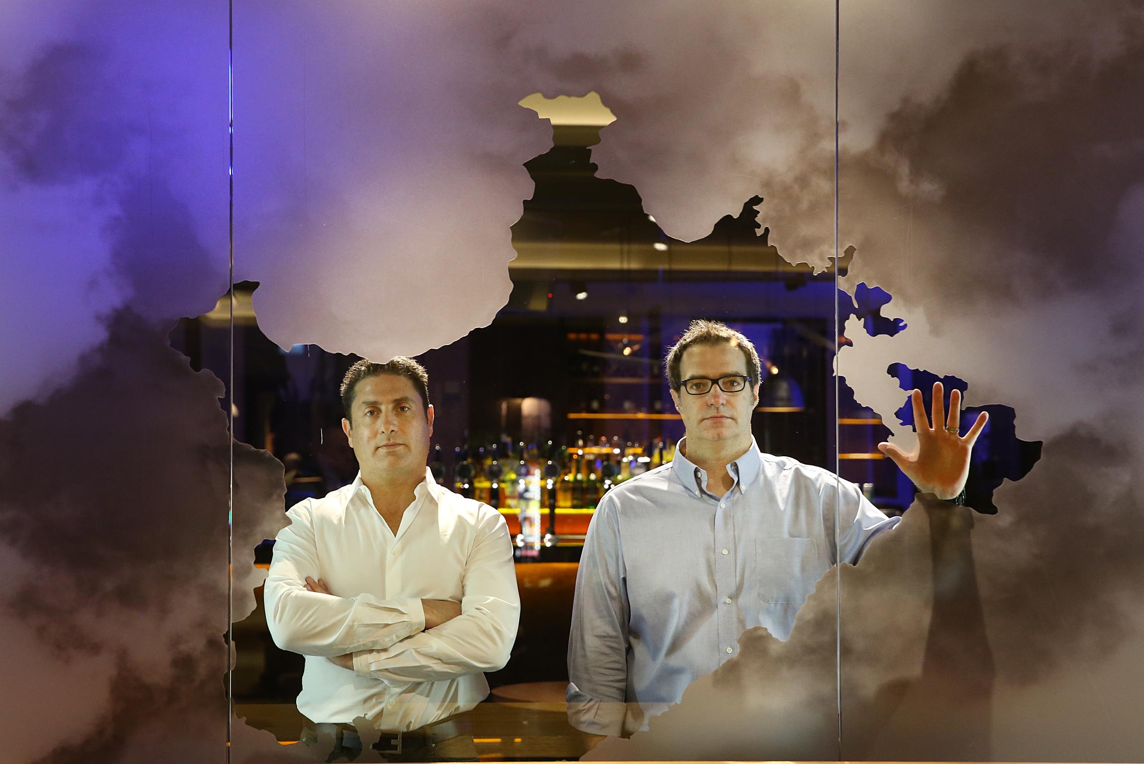 Thync co-founders Isy Goldwasser, Jamie Tyler