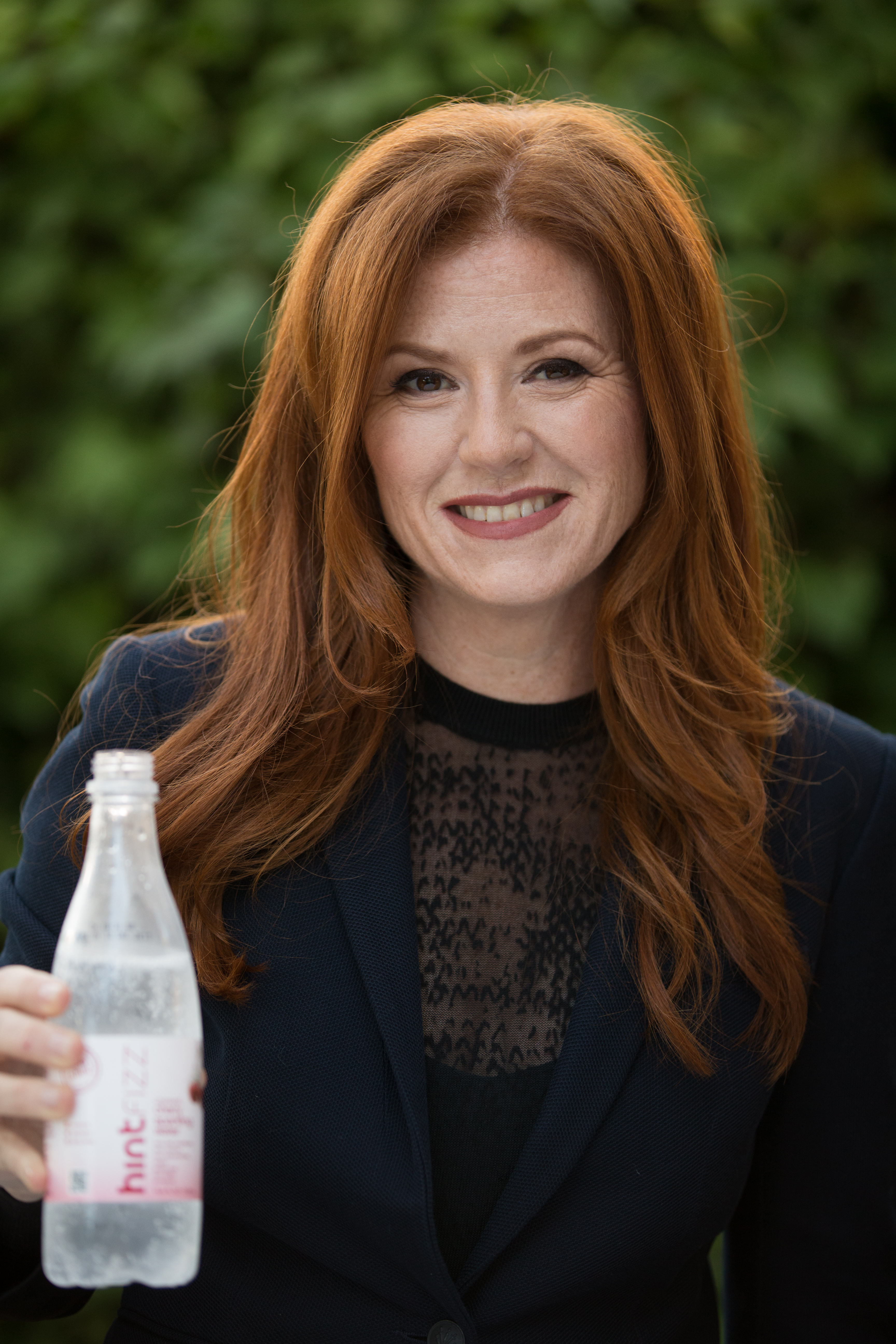 Kara Goldin, founder and CEO of Hint Water