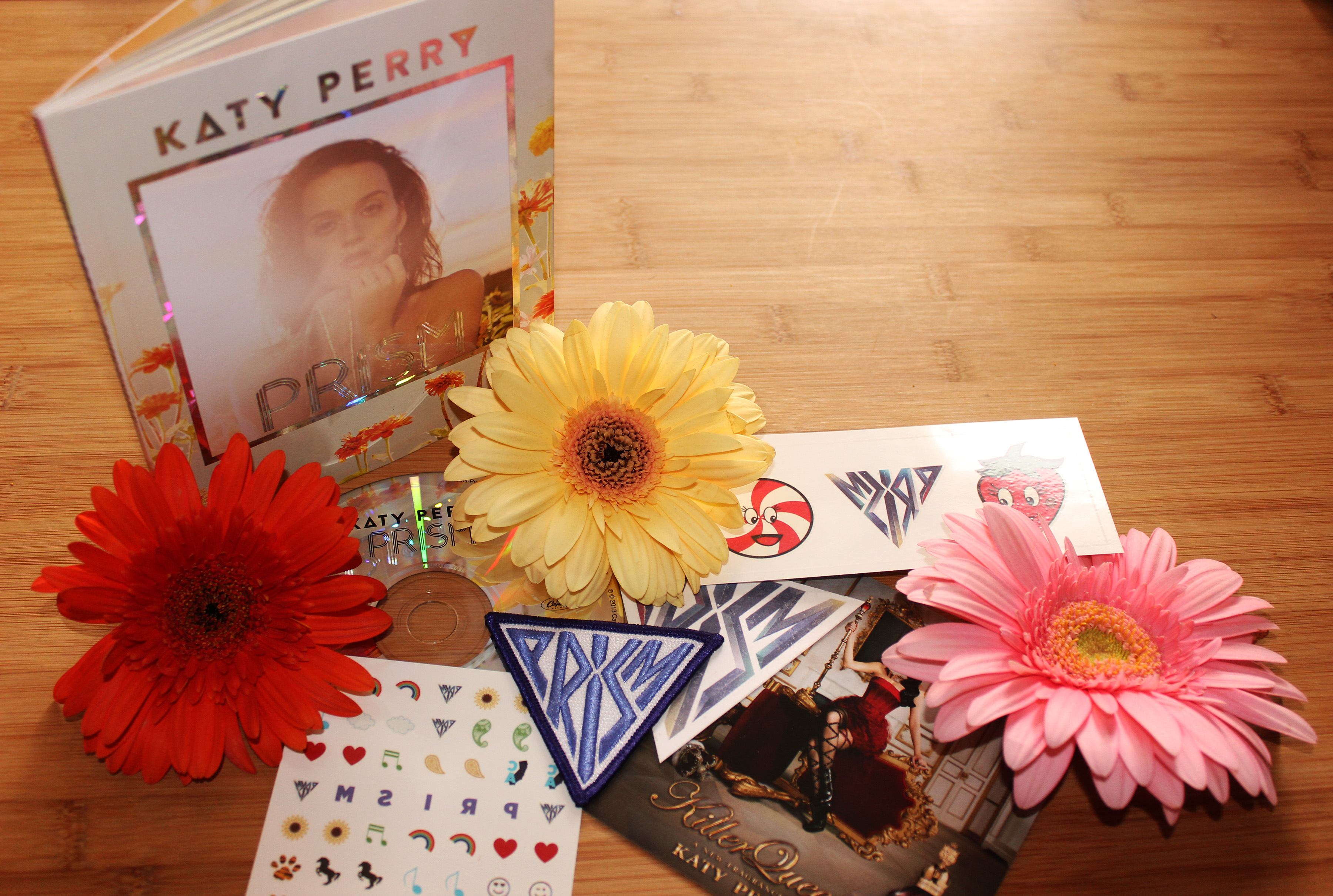 Katy Perry ZinePak