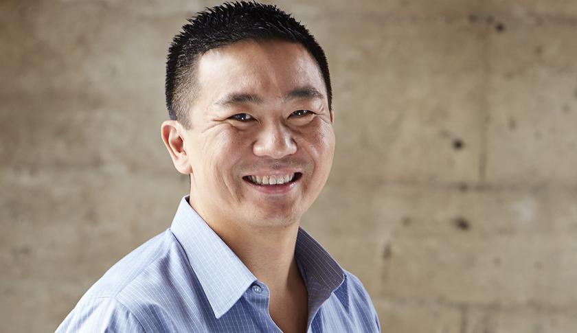 Kenneth Lin, CEO of Credit Karma