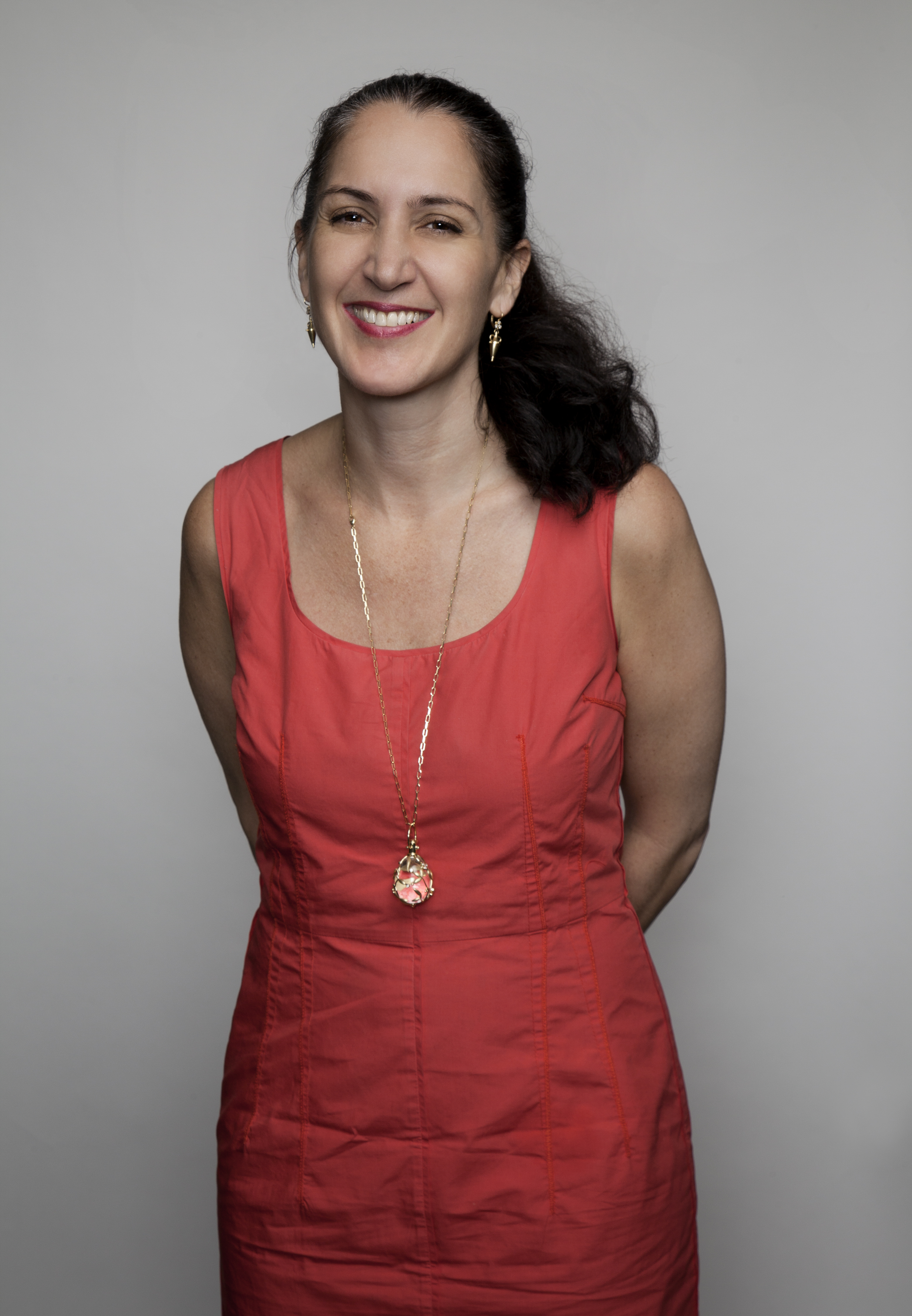 Liza Landsman, CMO of E*TRADE Financial.