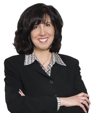 Maxine Mann, president of Teknion U.S.