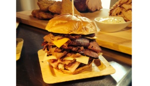 Extreme Food — Arby's Meat Mountain
