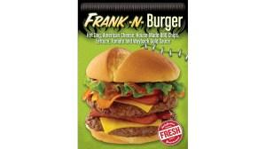 Extreme Food — Wayback Burger Frank–N-Burger