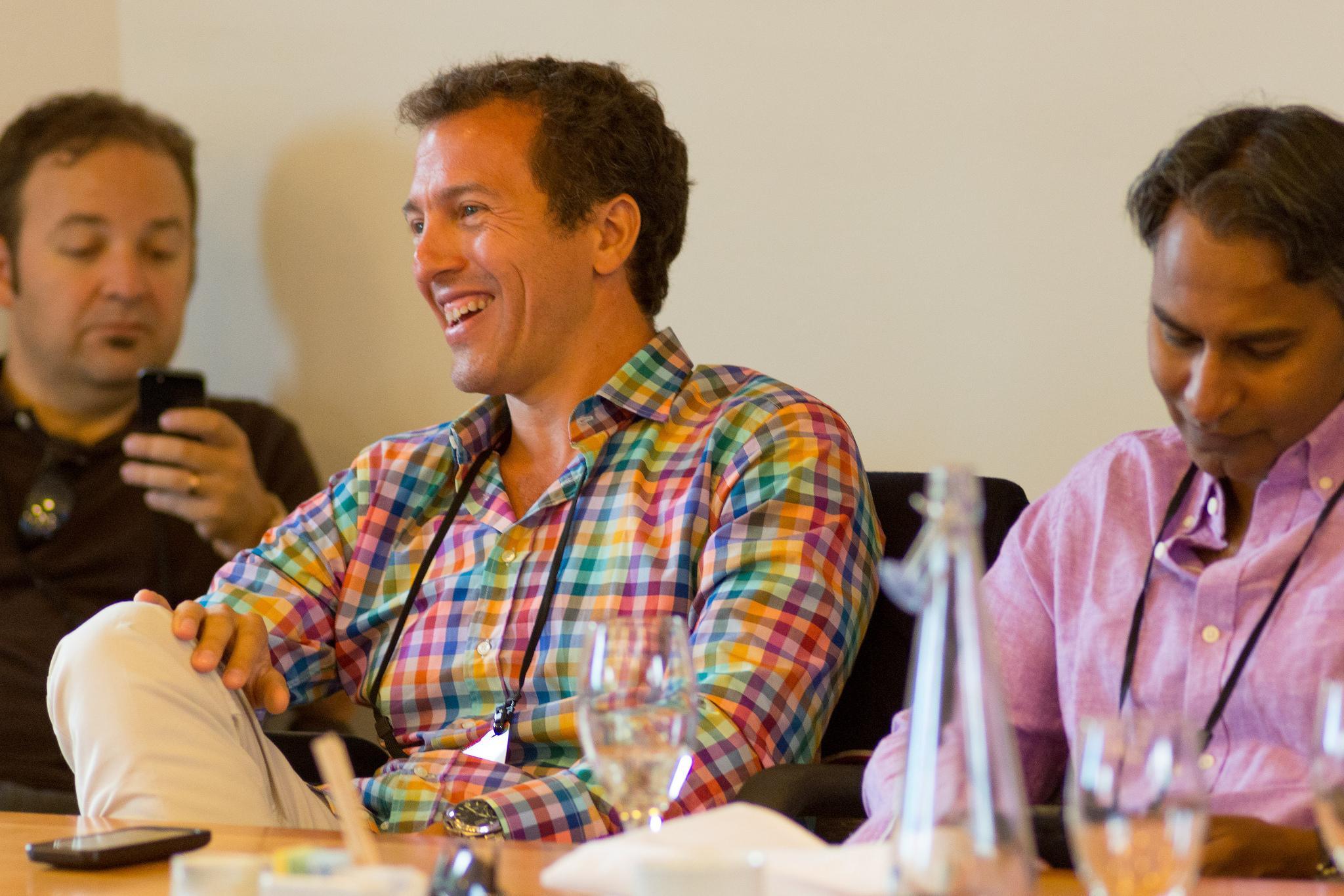 Confide co-founder Jon Brod at 2014 Fortune Brainstorm Tech