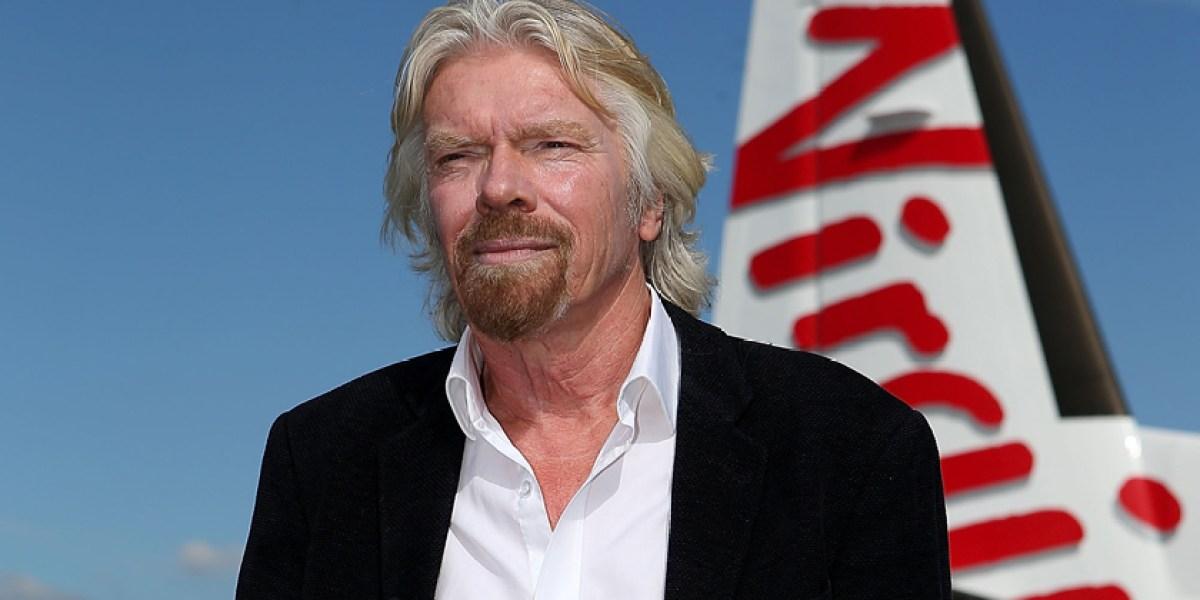 Richard Branson Reveals 'Bizarre' Encounter With Donald ...