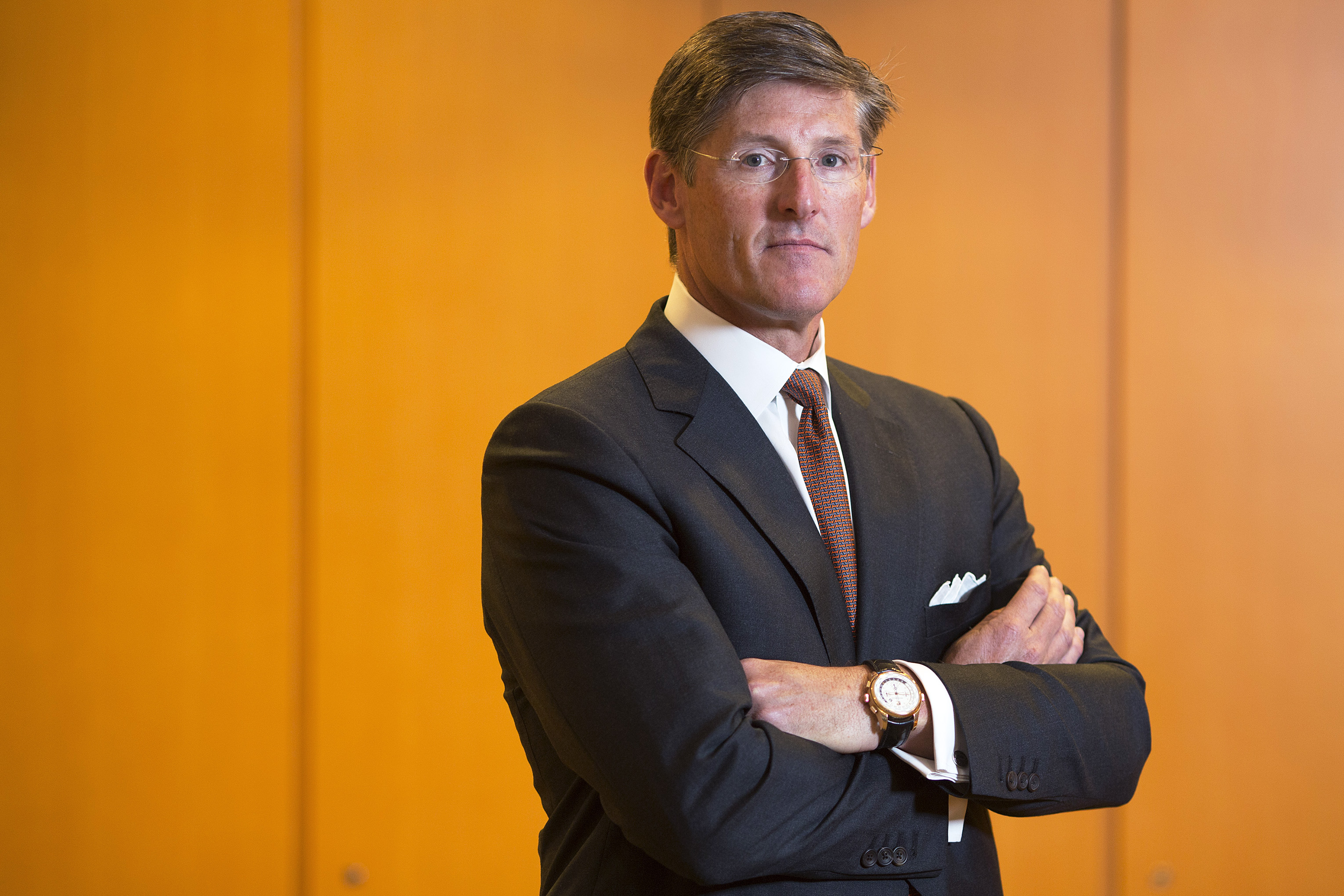 Citigroup CEO Michael Corbat Interview