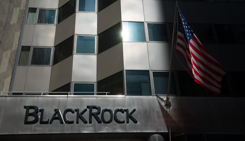 BlackRock Inc. Headquarters Ahead of Earnings
