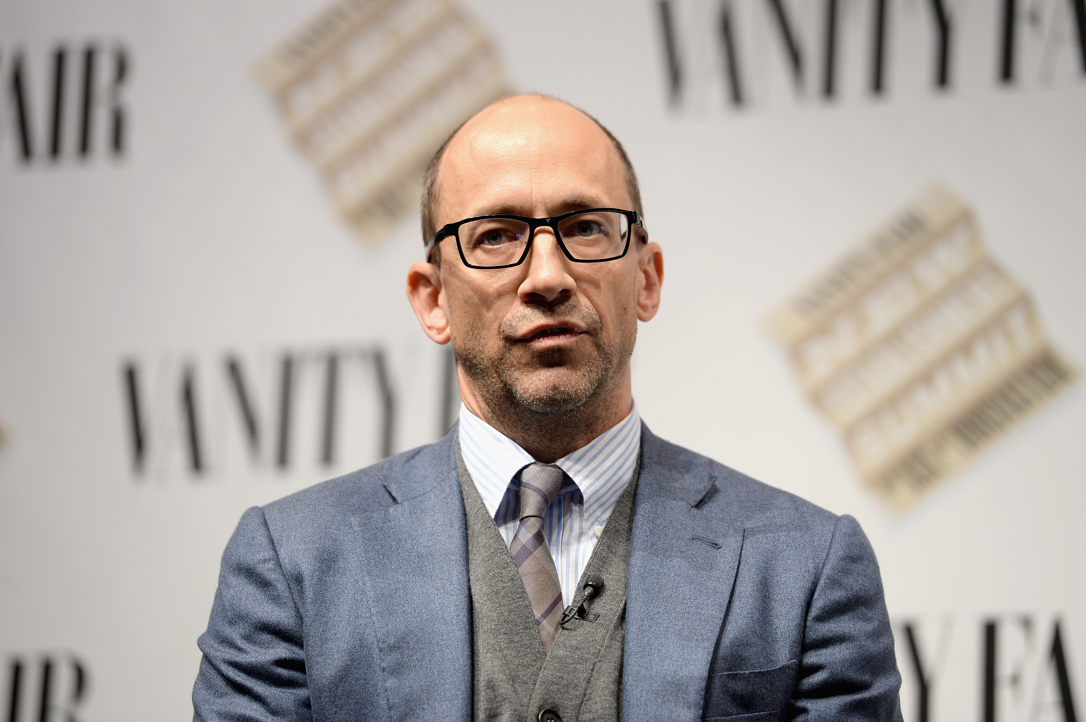 Dick Costolo speaks onstage during 'Social Goes Global' at the Vanity Fair New Establishment Summit at Yerba Buena Center for the Arts on October 9, 2014 in San Francisco.