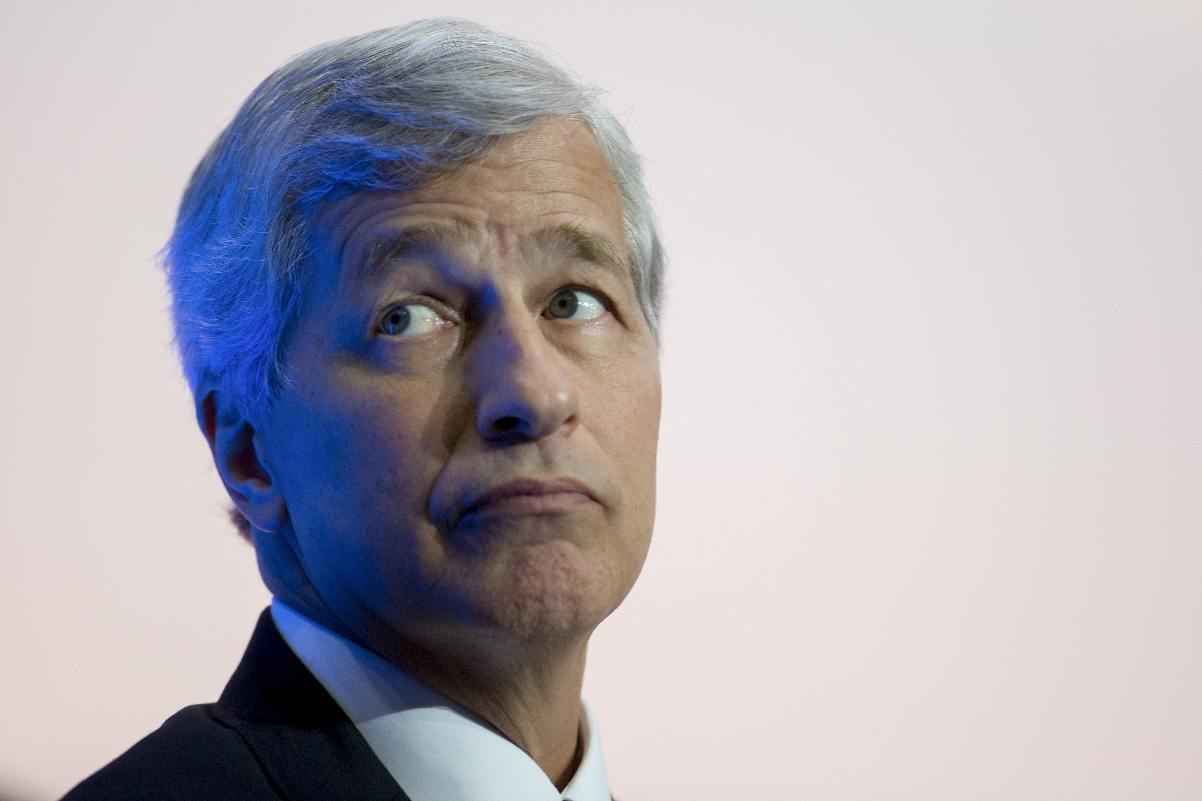 JPMorgan Chase & Co. CEO Jamie Dimon Speaks At An Institute Of International Finance Panel
