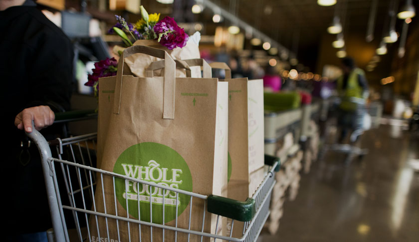 Inside A Whole Foods Market Inc. Store As Profit Tops Estimates