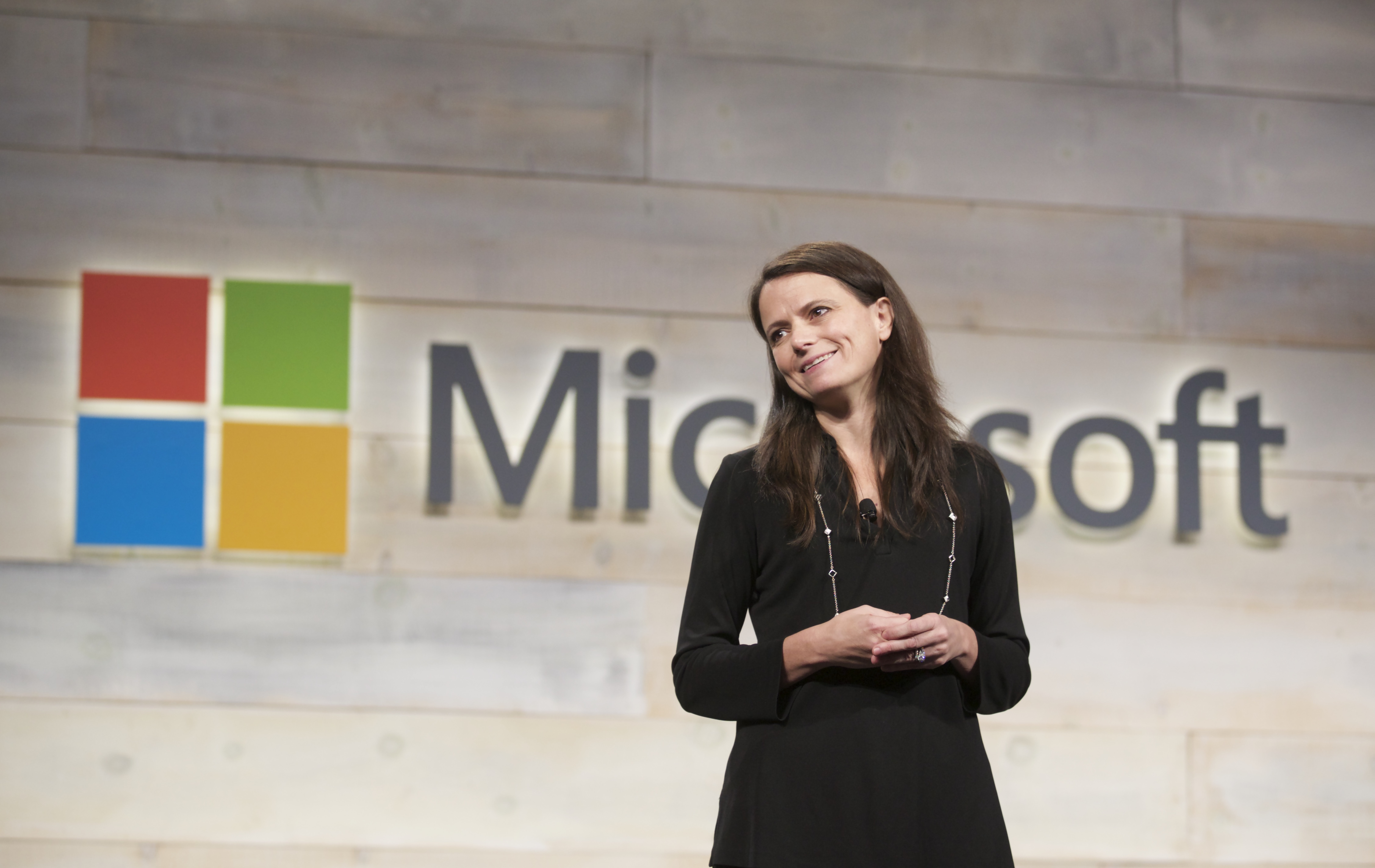 Microsoft Holds Annual Shareholder Meeting