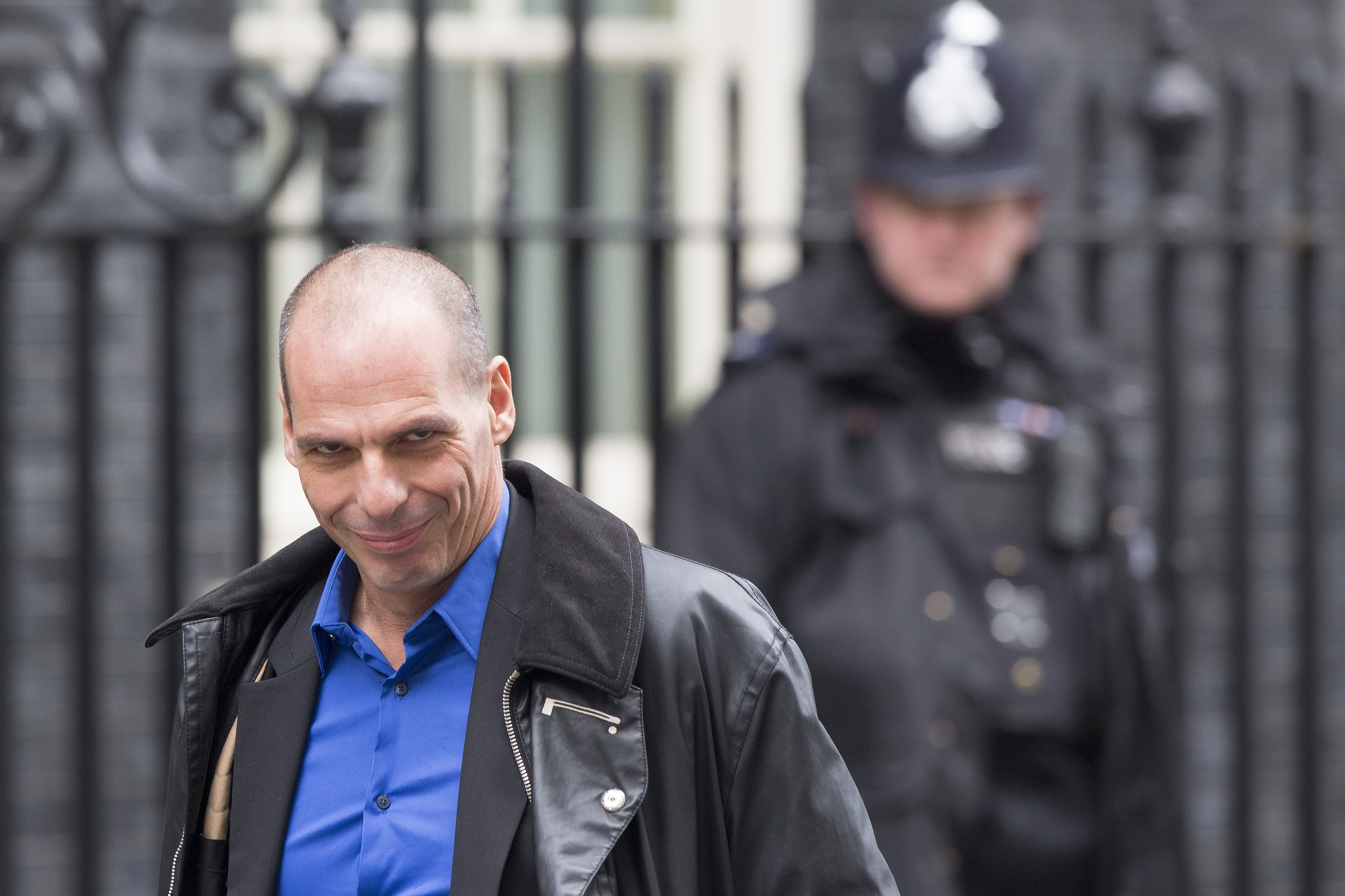 """There will be a deal within a very short time,"" Varoufakis promises"