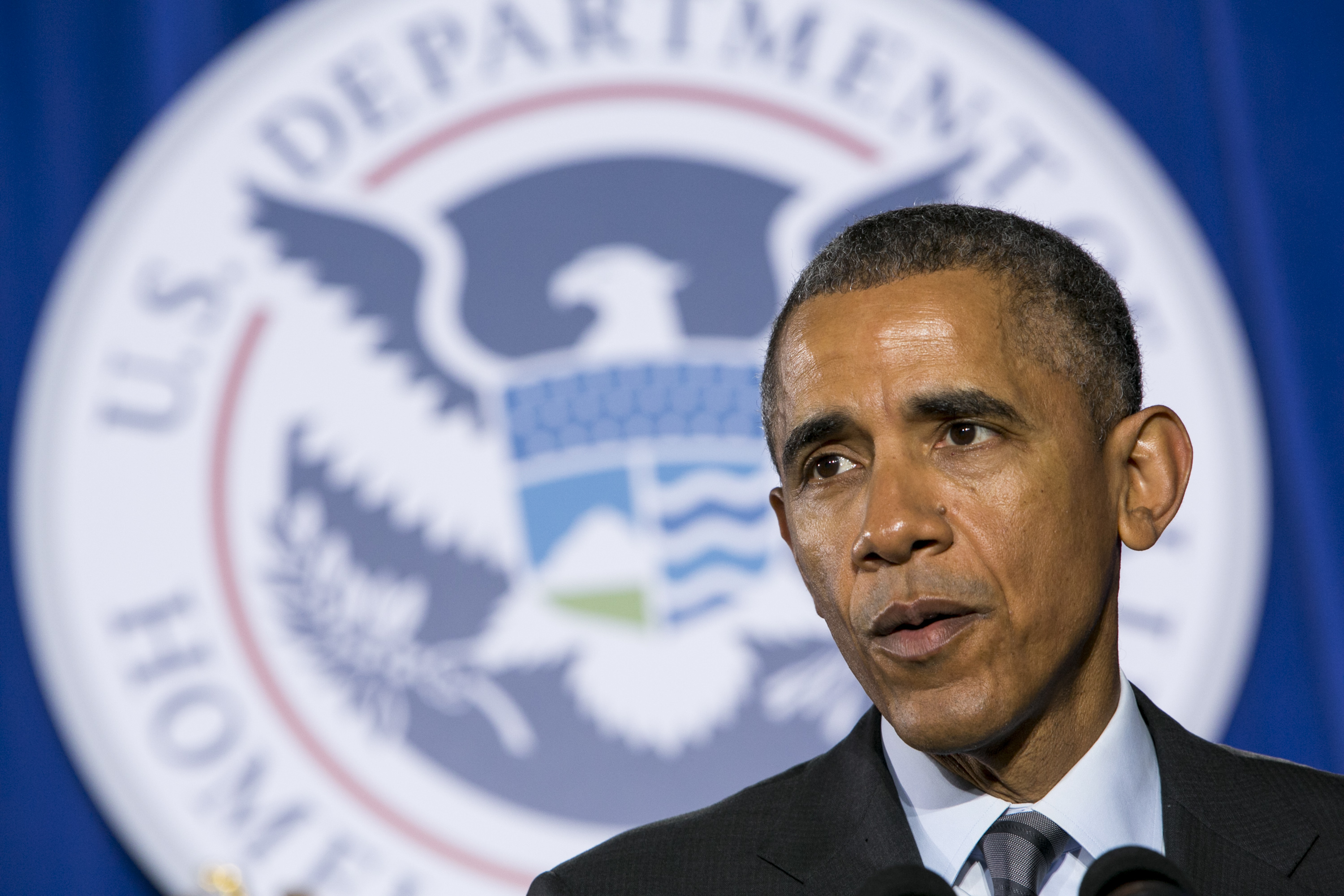 President Obama Remarks On Budget At Department Of Homeland Security