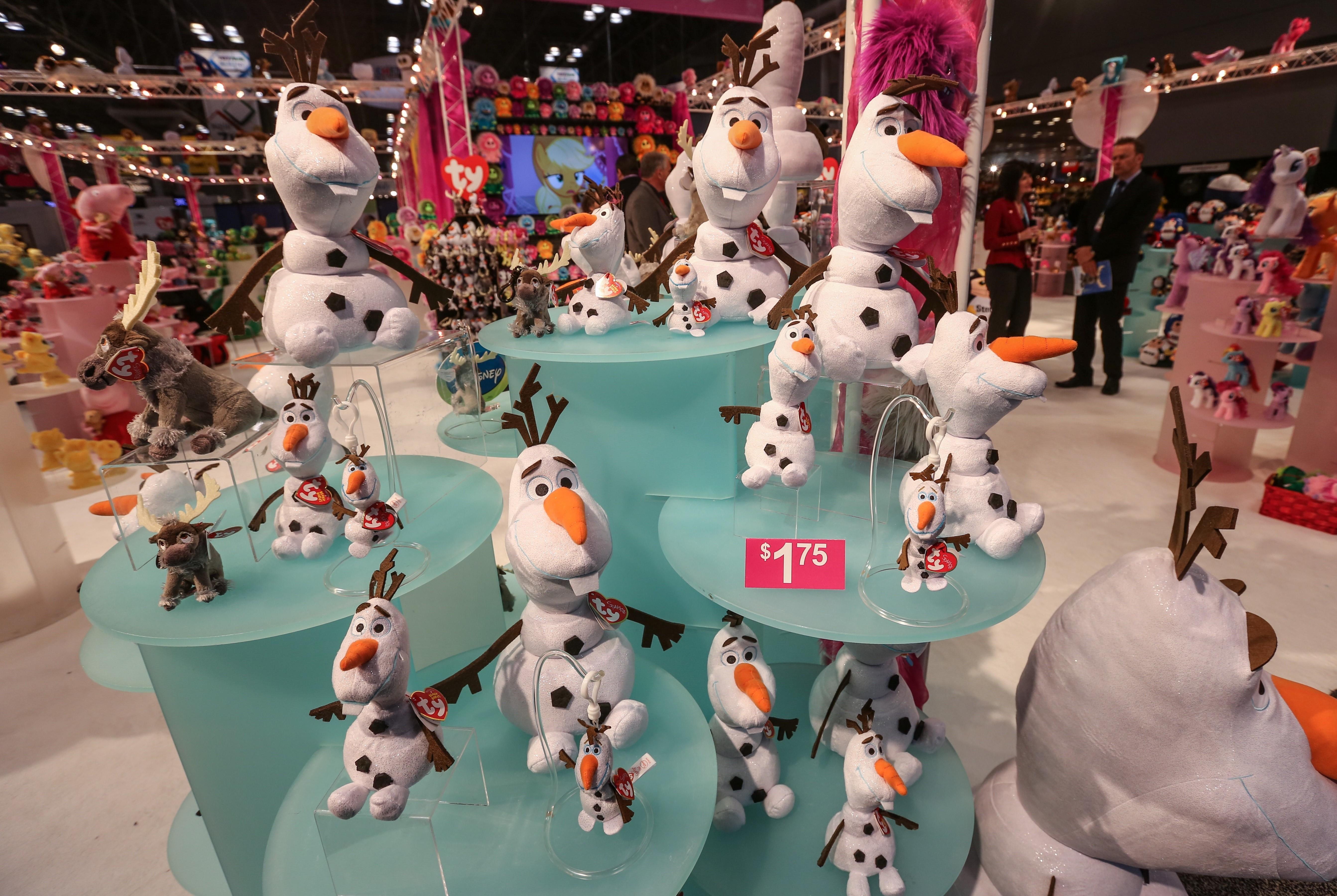 The 112th annual North American International Toy Fair