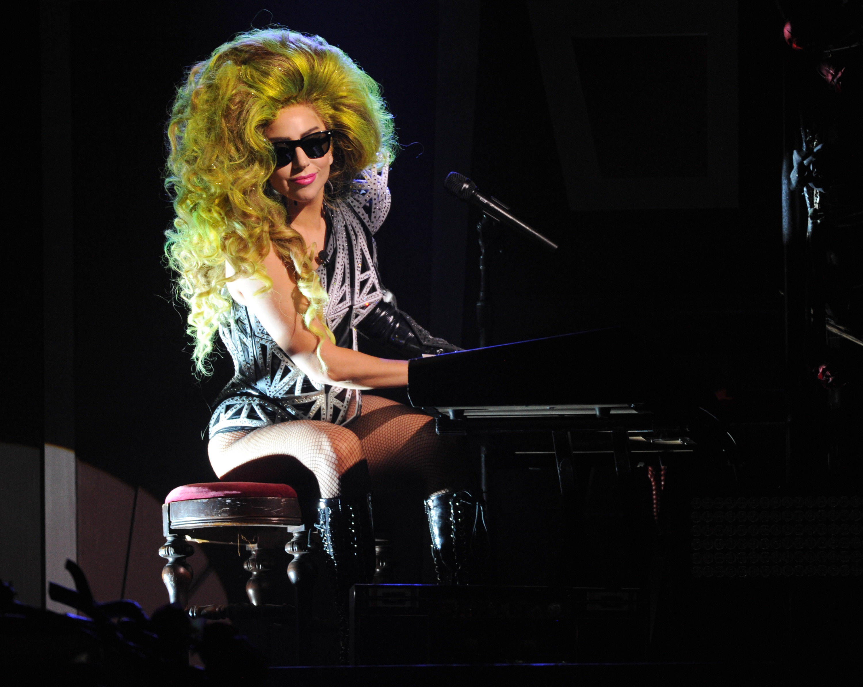 Lady Gaga Live At Roseland Ballroom - March 30, 2014