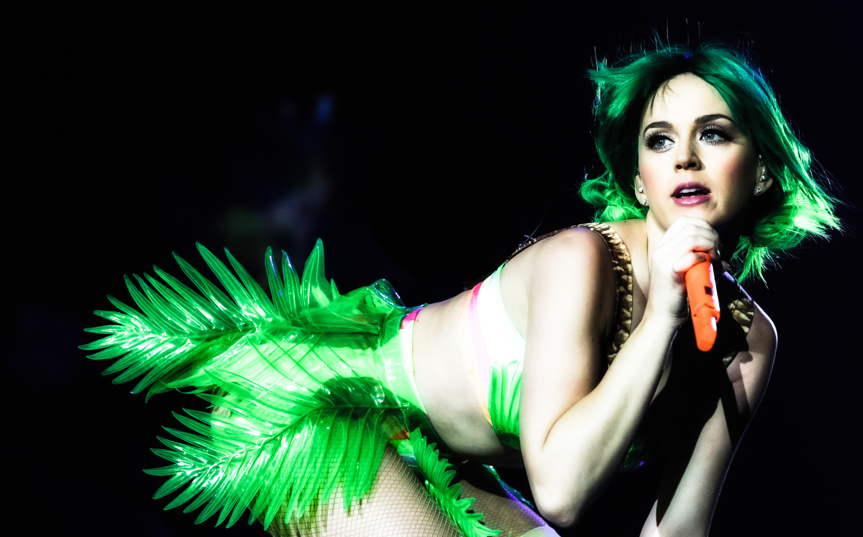 Katy Perry Performs At The Odyssey Arena, Belfast