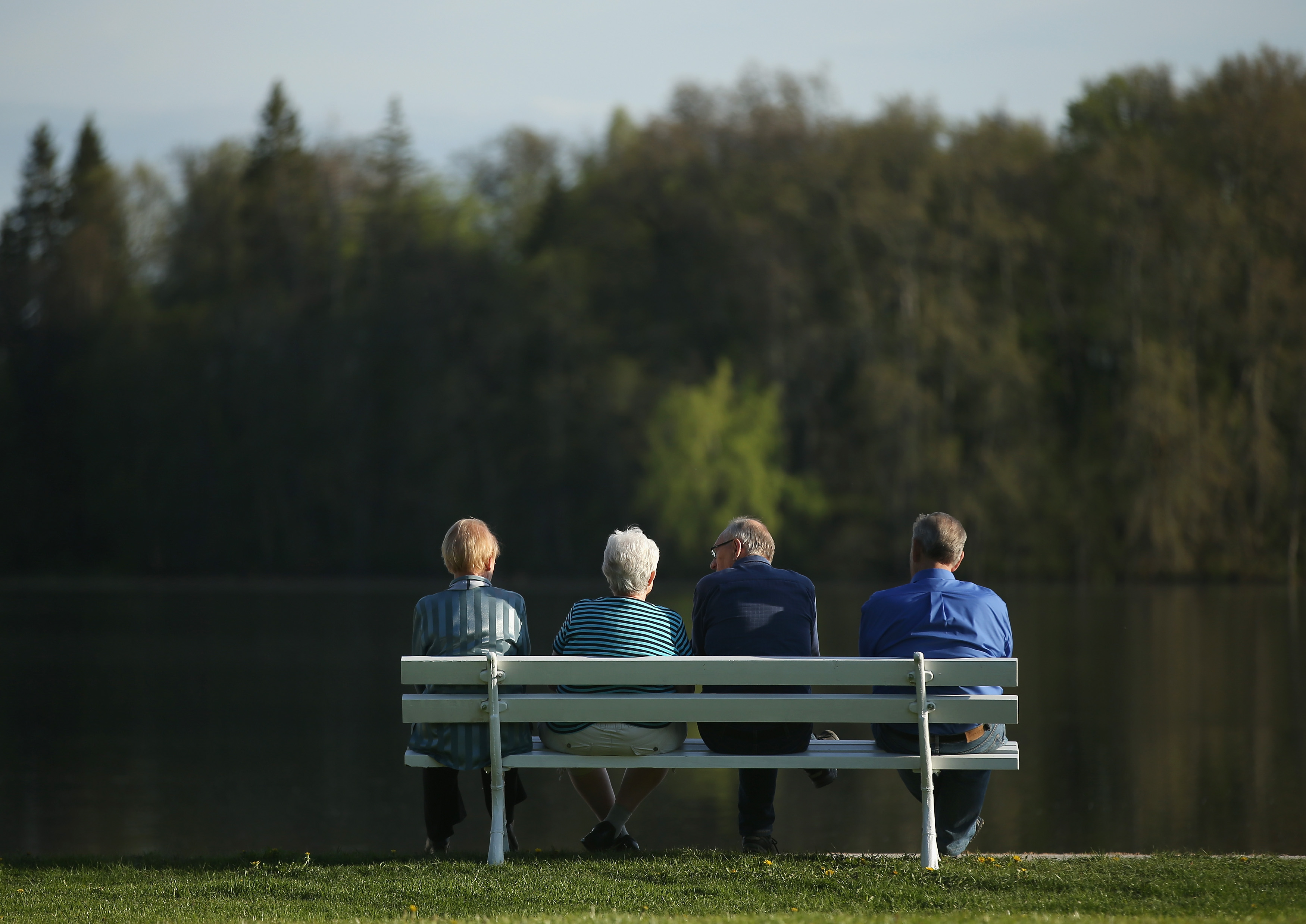 Europe's Growing Elderly Population
