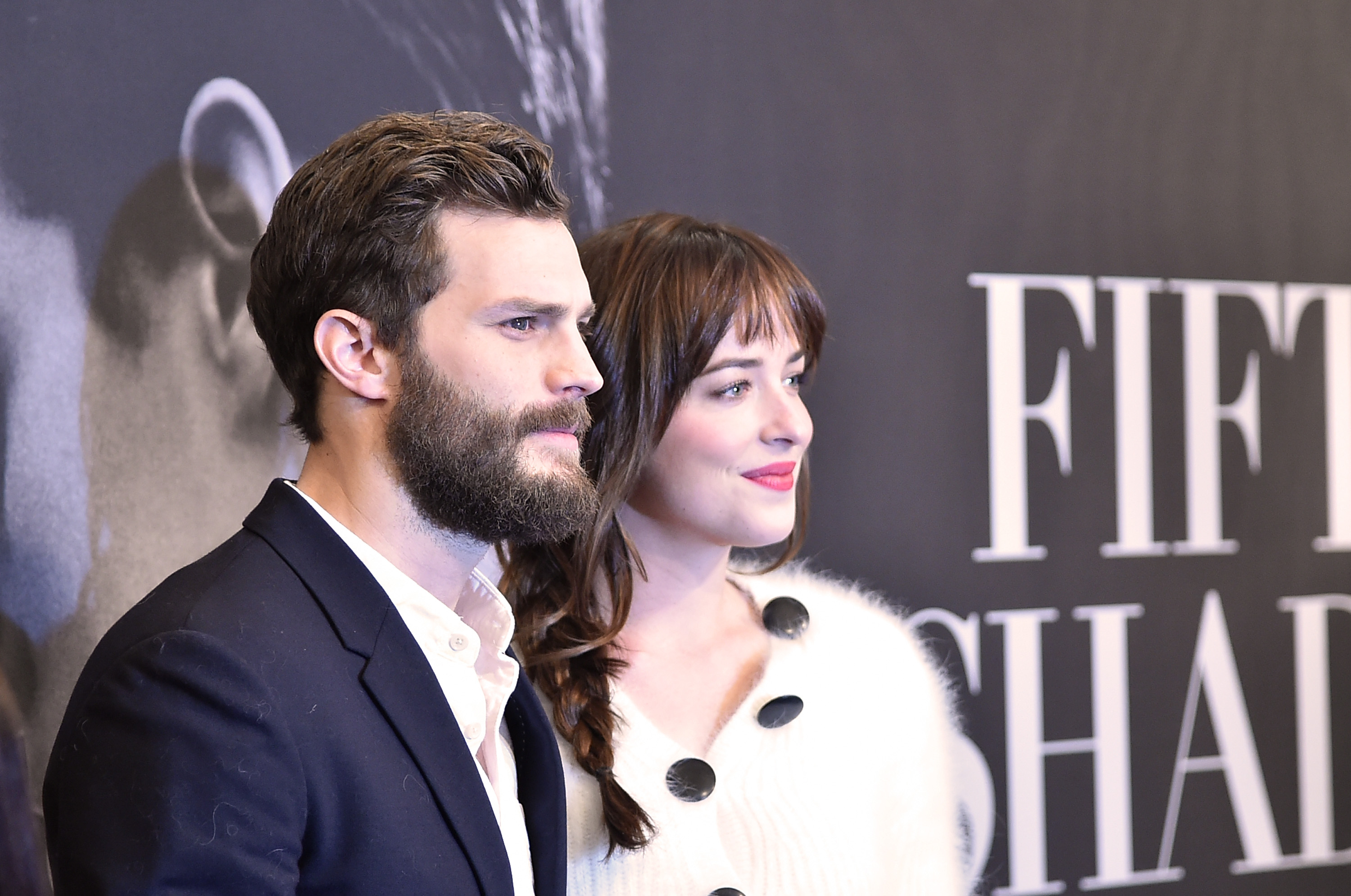 """Fifty Shades Of Grey"" New York Fan First Screening"