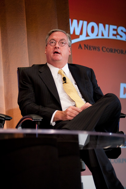 Steve Murray, speaking at a Dow Jones conference.