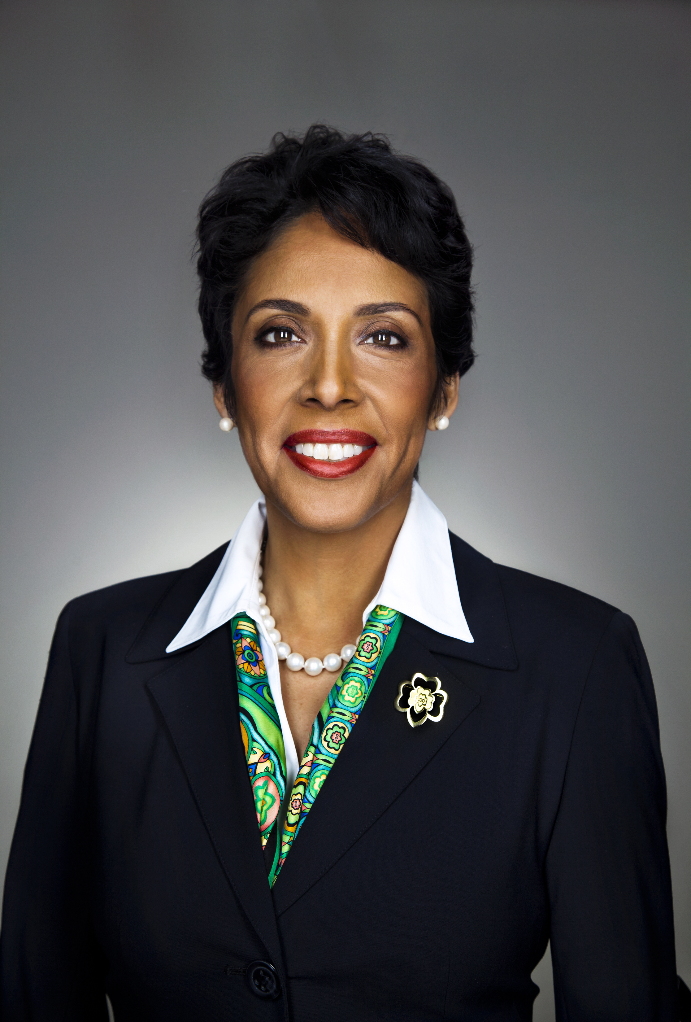 Anna Maria Chavez, CEO of the Girl Scouts of America