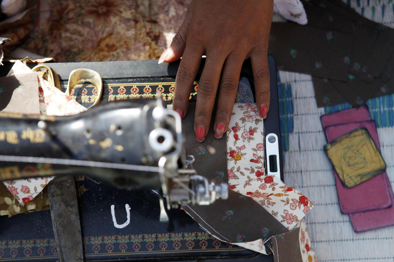 India Women Laborers