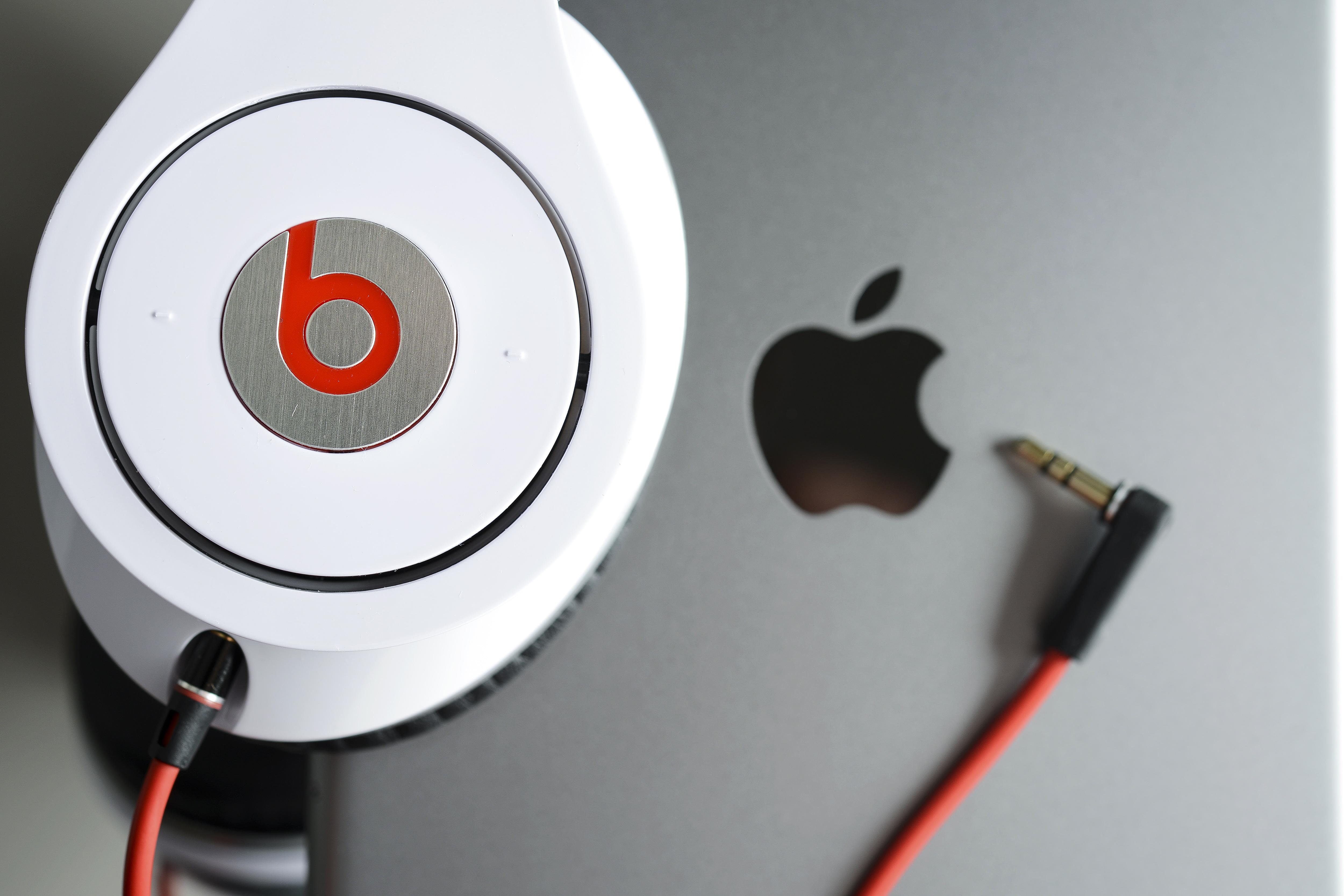 Apple und Beats-Kopfhörer