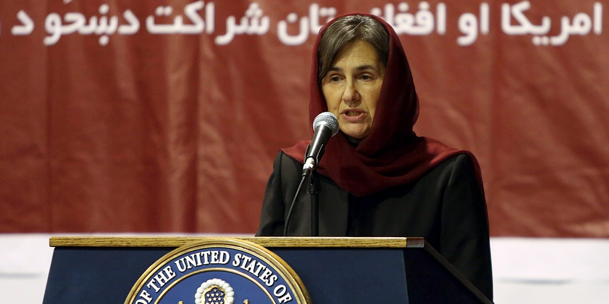 Afghanistan's first lady dares the world to view her country differently