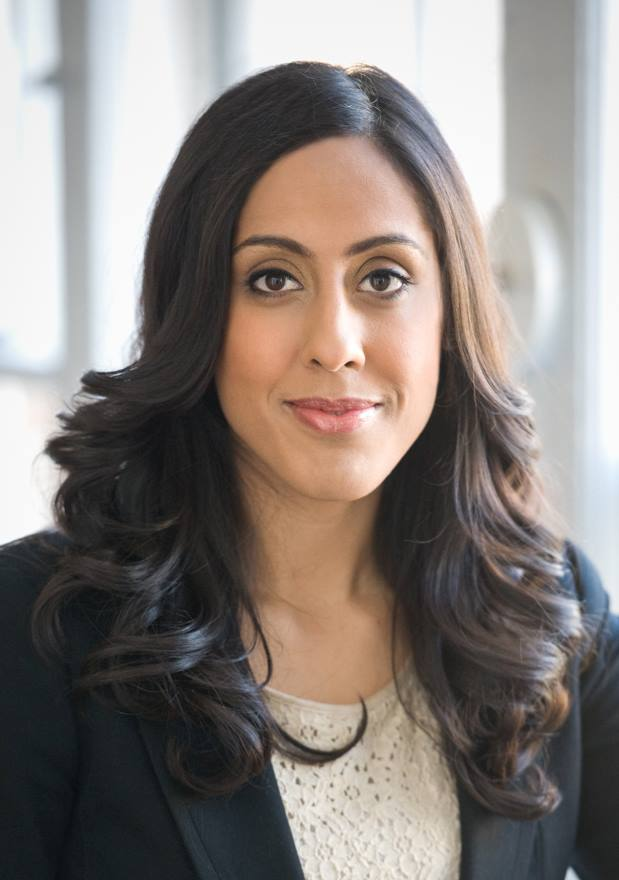 "Erica Dhawan, co-author of ""Get Big Things Done"" and CEO of Cotential"