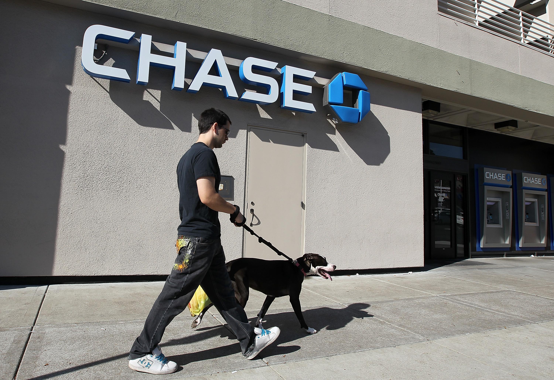 JP Morgan Chase Quarterly Profits Falls 4 Percent