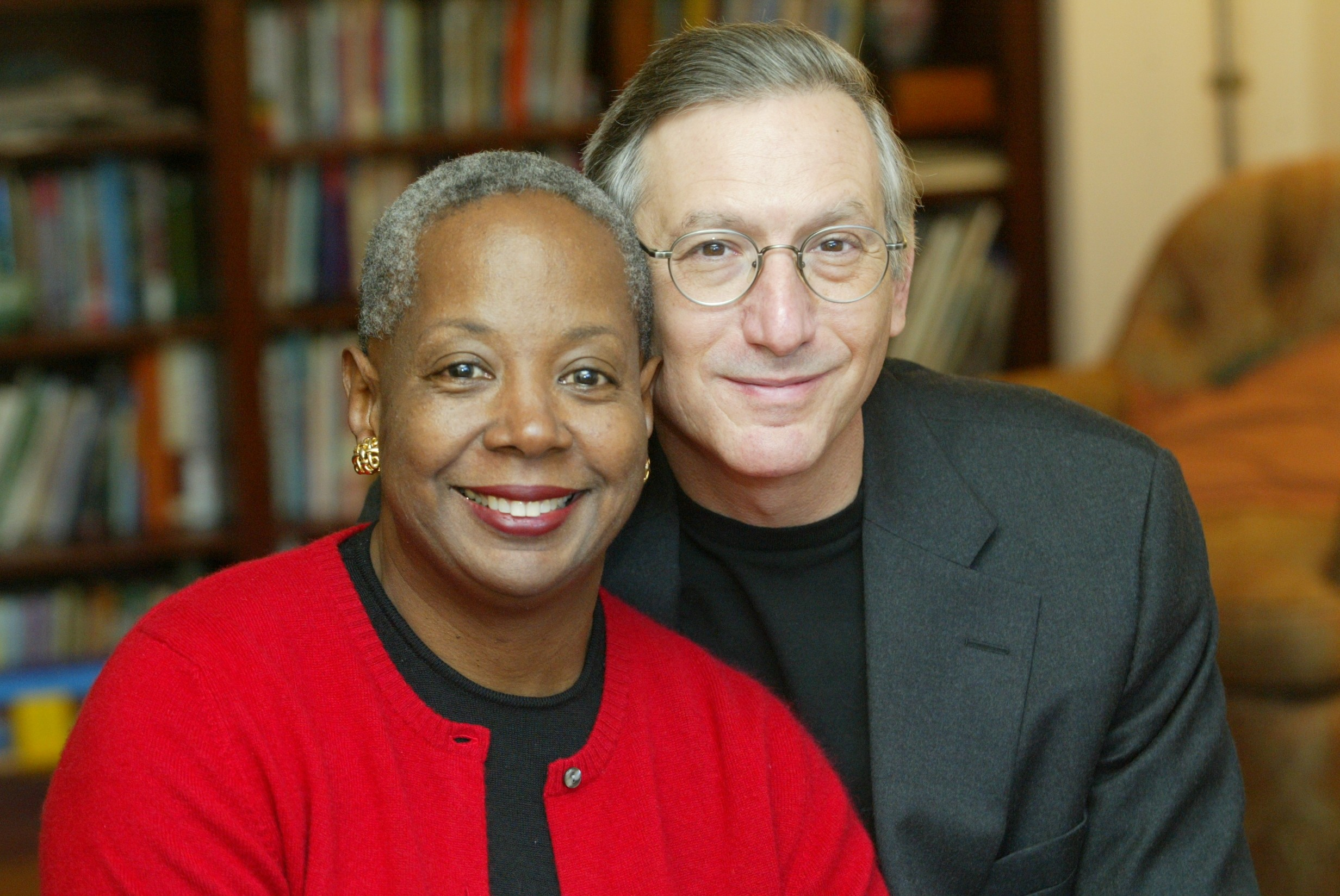 Dorothy Gaiter and John Brecher, creators of Open That Bottle Night