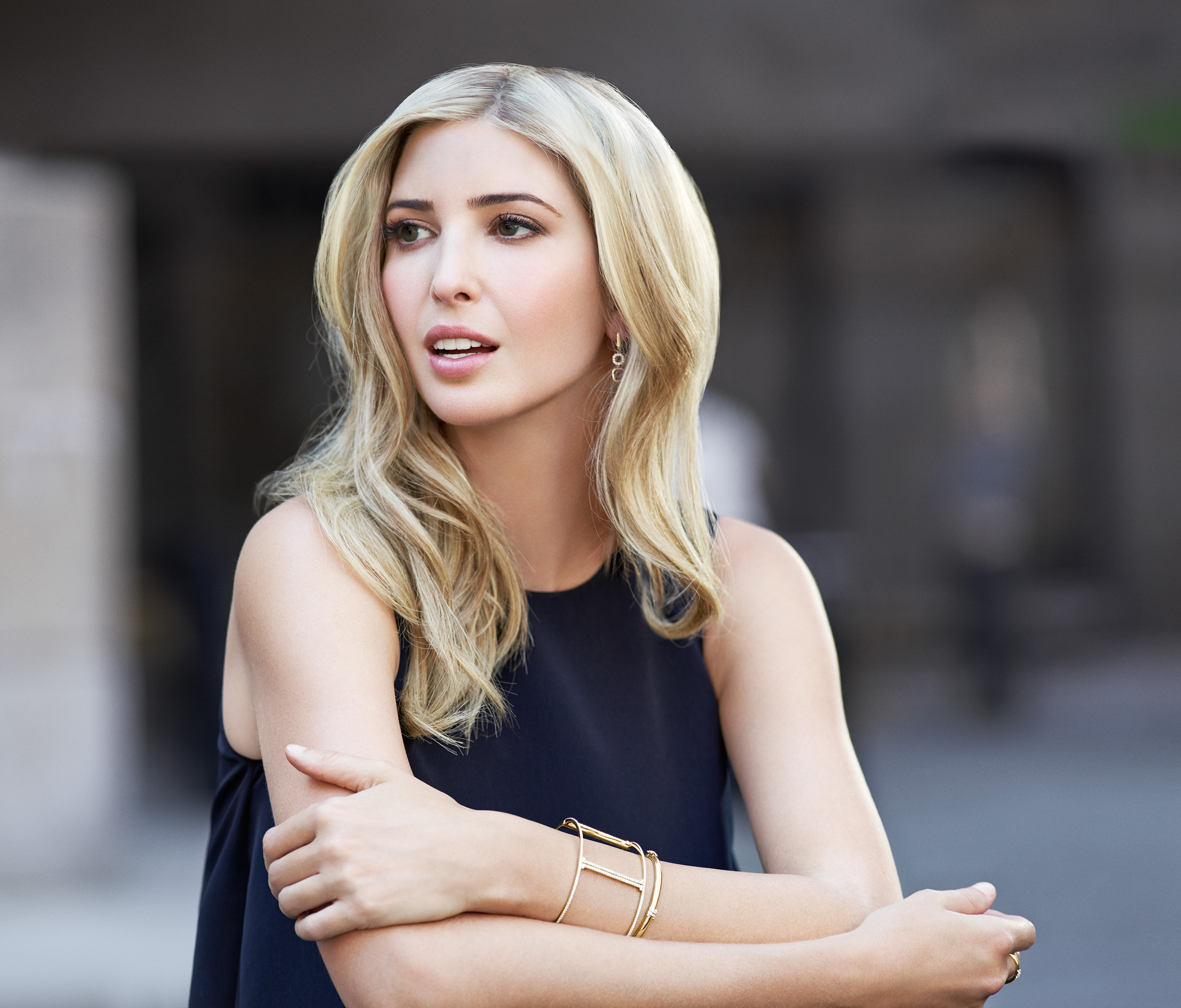 Ivanka Trump, executive vice president of development and acquisitions at the Trump Organization
